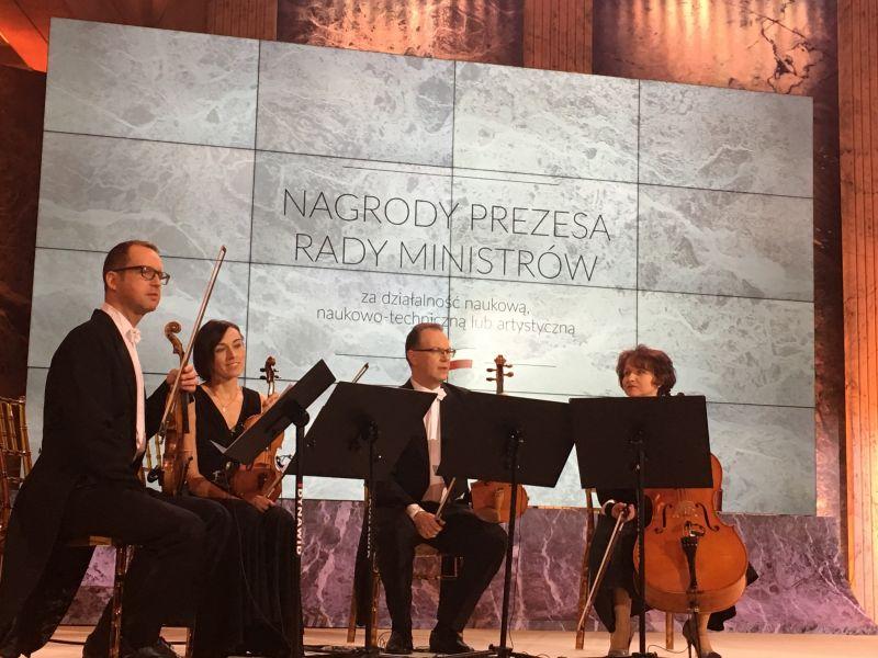 Uroczystość odbyła się 26 października w Warszawie