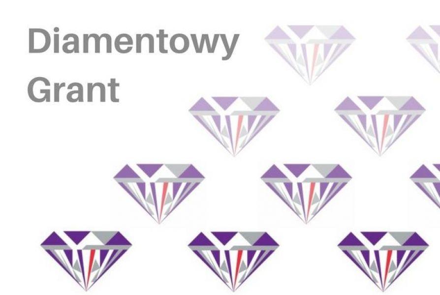 Diamentowy Grant logo