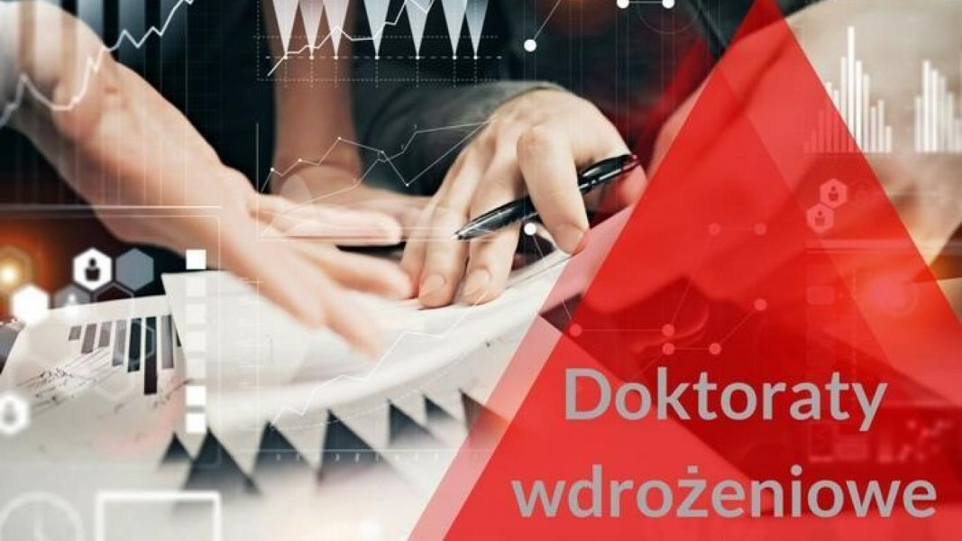 Program Doktoraty wdrożeniowe - grafika