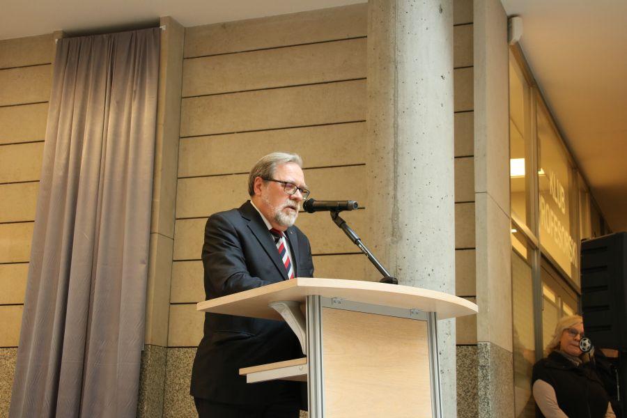 JM Rektor UAM prof. Andrzej Lesicki
