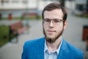 Dr Dawid Rogacz. Podważyć eurocentryzm