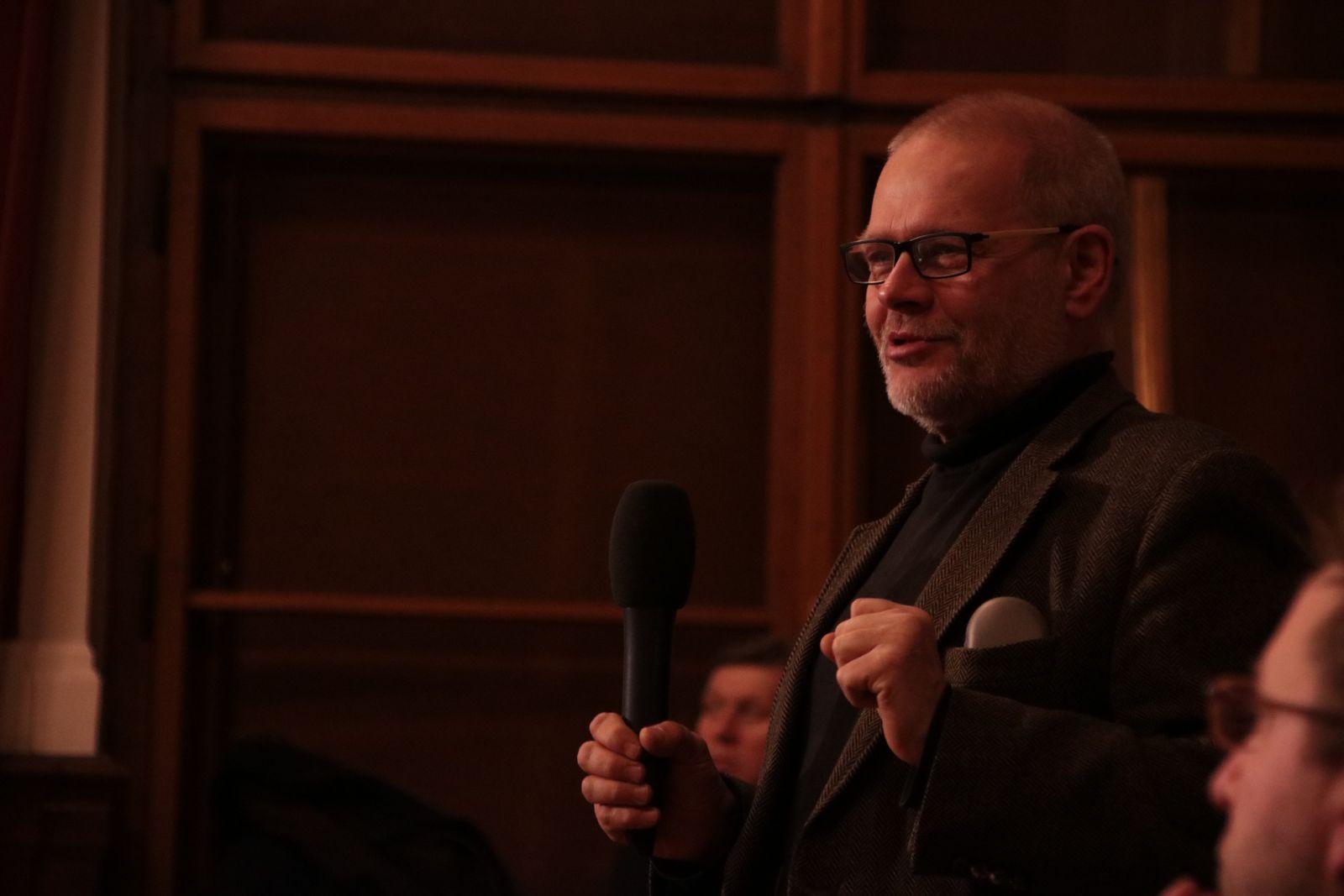 prof. Krzysztof Podemski