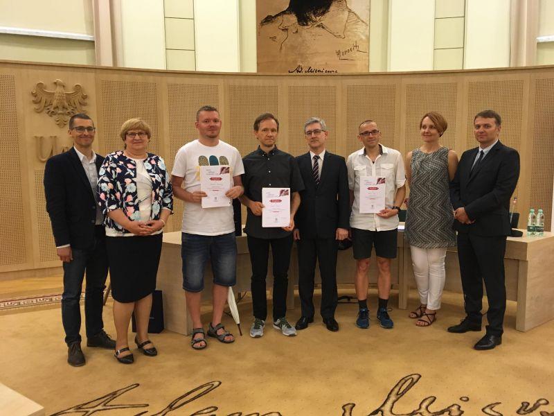 Wielkie Poznańskie Dyktando UAM - laureaci