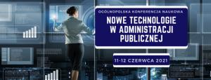 Nowe technologie w administracji publicznej