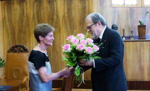 Prof. Marian Kępiński odznaczony pośmiertnie medalem Homini Vere Academico