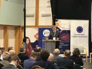 """Europa XXI wieku"" w Collegium Polonicum"