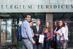 Wydział Prawa i Administracji UAM na podium rankingu Ministerstwa Sprawiedliwości!
