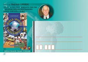 Z inicjatywy czytelników i Poczty Polskiej powstały kartki pocztowe z osiągnięciami profesora Lipońskiego