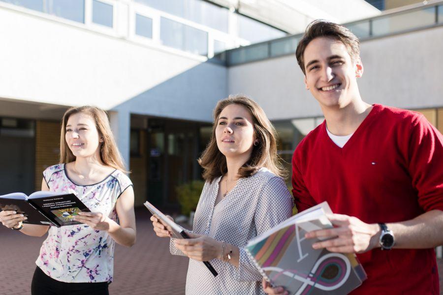 studenci UAM