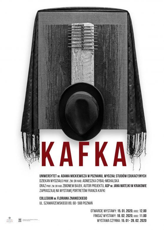 wystawa Kafka