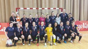 Studentki UAM powołane do reprezentacji Polski w futsalu!