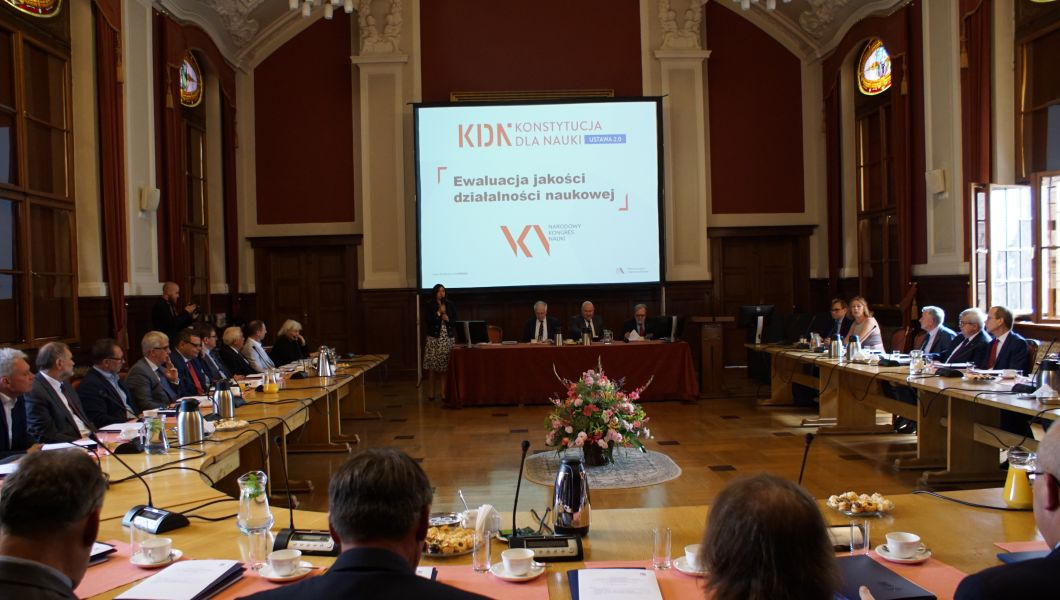 Spotkanie rektorów i przedstawicieli 40 uczelni z północno-zachodniej Polski