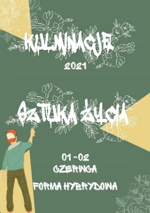 "Festiwal Kultury Studentów ""Kulminacje 2021"