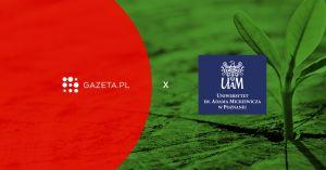 Zielony uniwersytet i zielona Gazeta.pl razem dla edukacji