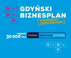 Zgłoś pomysł - Gdyński Biznesplan