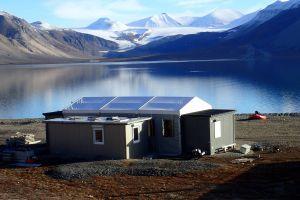 Konferencja na Spitsbergenie