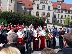 Jubileuszowy pochód przeszedł ulicami Poznania