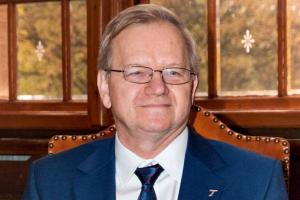 Prof. Tomasz Jasiński. Zasłużony dla Poznania