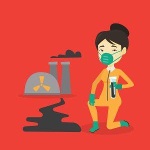 Informacja o wpływie działalności związanej z narażeniem na promieniowanie jonizujące na zdrowie ludzi i środowisko, oraz o wielkości i składzie izotopowym uwolnień substancji promieniotwórczych