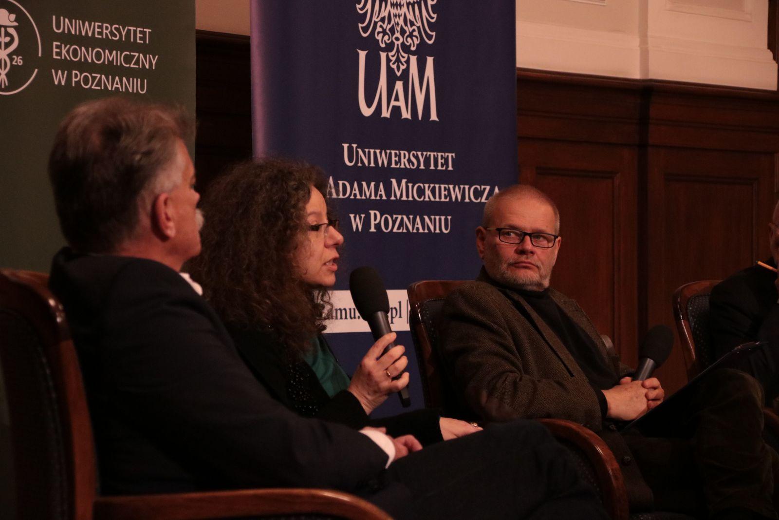 prof. dr hab. Katarzyna Kuczyńska-Koschany, UAM
