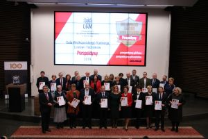 Gala Wielkopolskiego Rankingu Liceów i Techników Perspektywy 2019 odbyła się na UAM