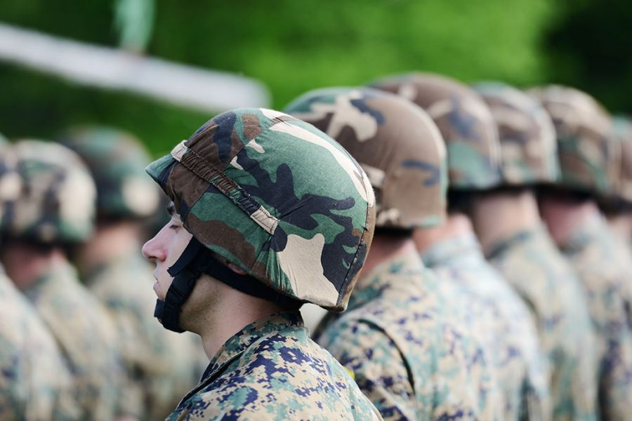 konflikt militarny