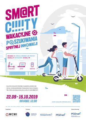 Konkurs dla studentów: Smart City - wakacyjne poszukiwania