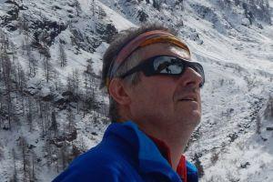 Prof. Rachlewicz w International Glaciological Society