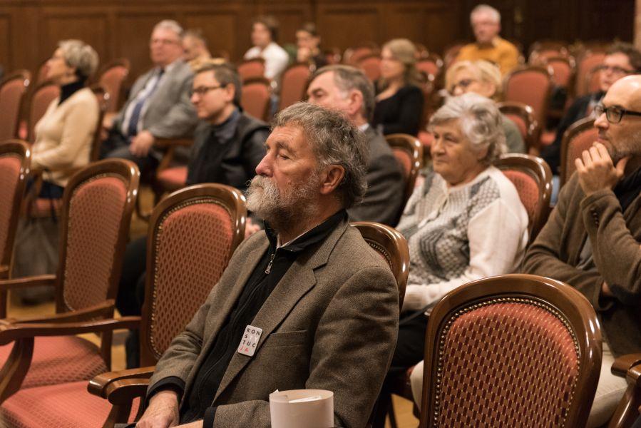 V Debata Akademicka odbyła się w Sali Lubrańskiego