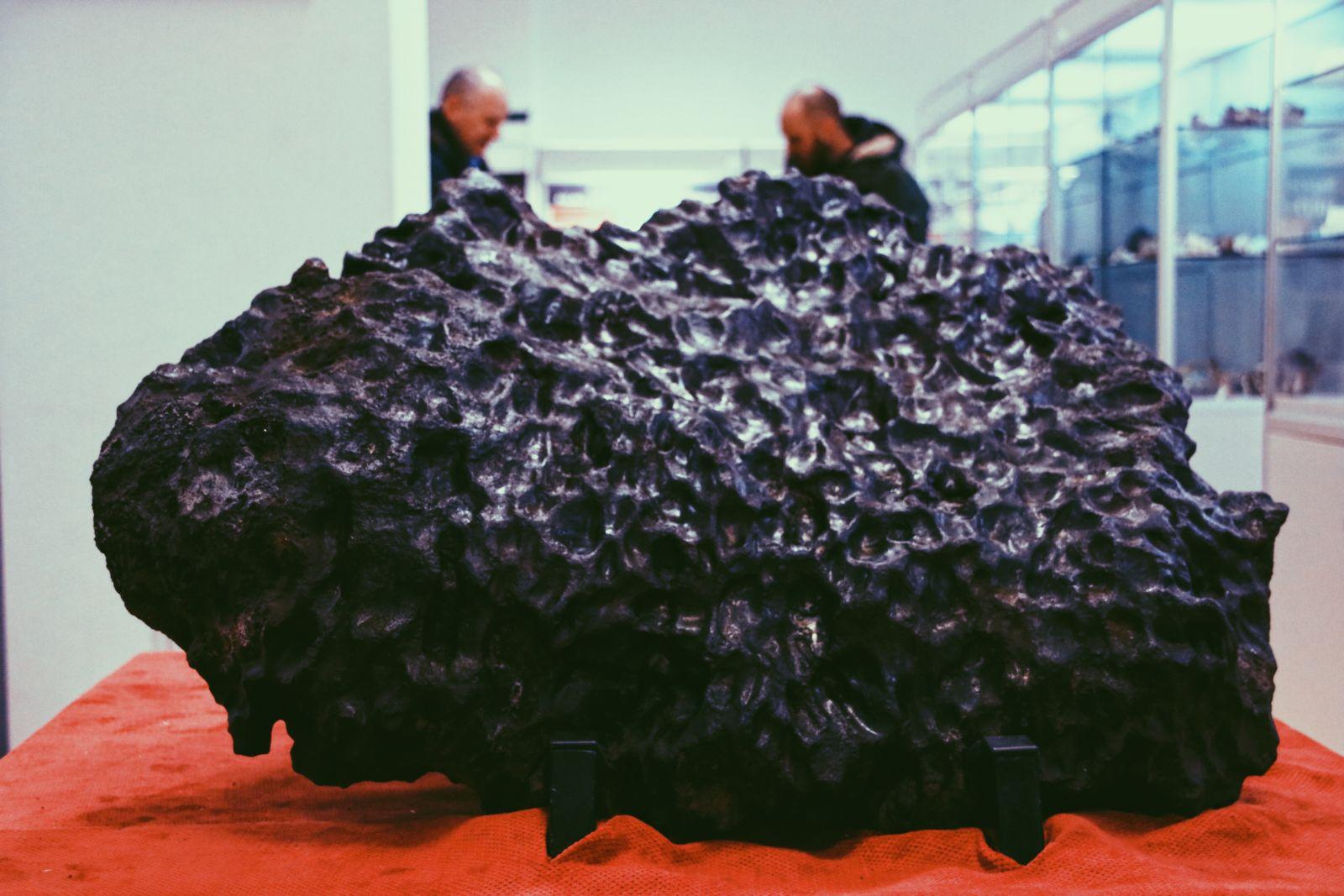 Największy w Polsce meteoryt Kruszynka