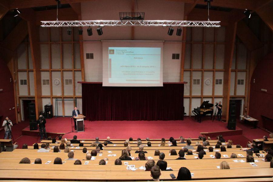 Uniwersyteckie Liceum Ogólnokształcące rozpocznie działalność we wrześniu 2018 r.