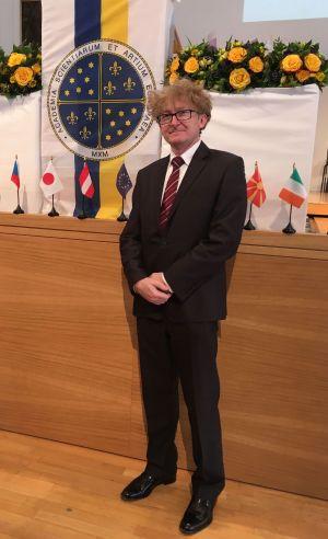 Prof. Sławomir Piontek z UAM członkiem międzynarodowych stowarzyszeń