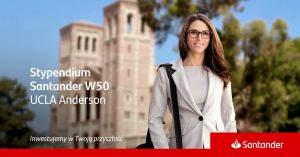 Program stypendialny Santandera dla kobiet - doświadczonych profesjonalistek