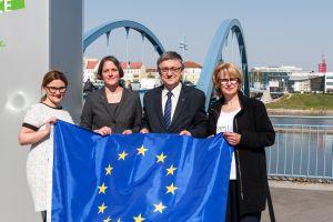 UAM oraz Uniwersytet Europejski Viadrina przypomniały o 15-leciu przystąpienia Polski do Unii Europejskiej