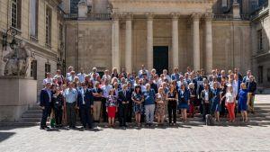 Francusko-polski kongres chemii w Paryżu