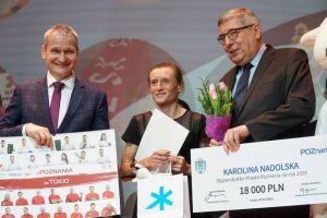 Sportowcy z UAM wyróżnieni podczas Poznańskiej Gali Sportu