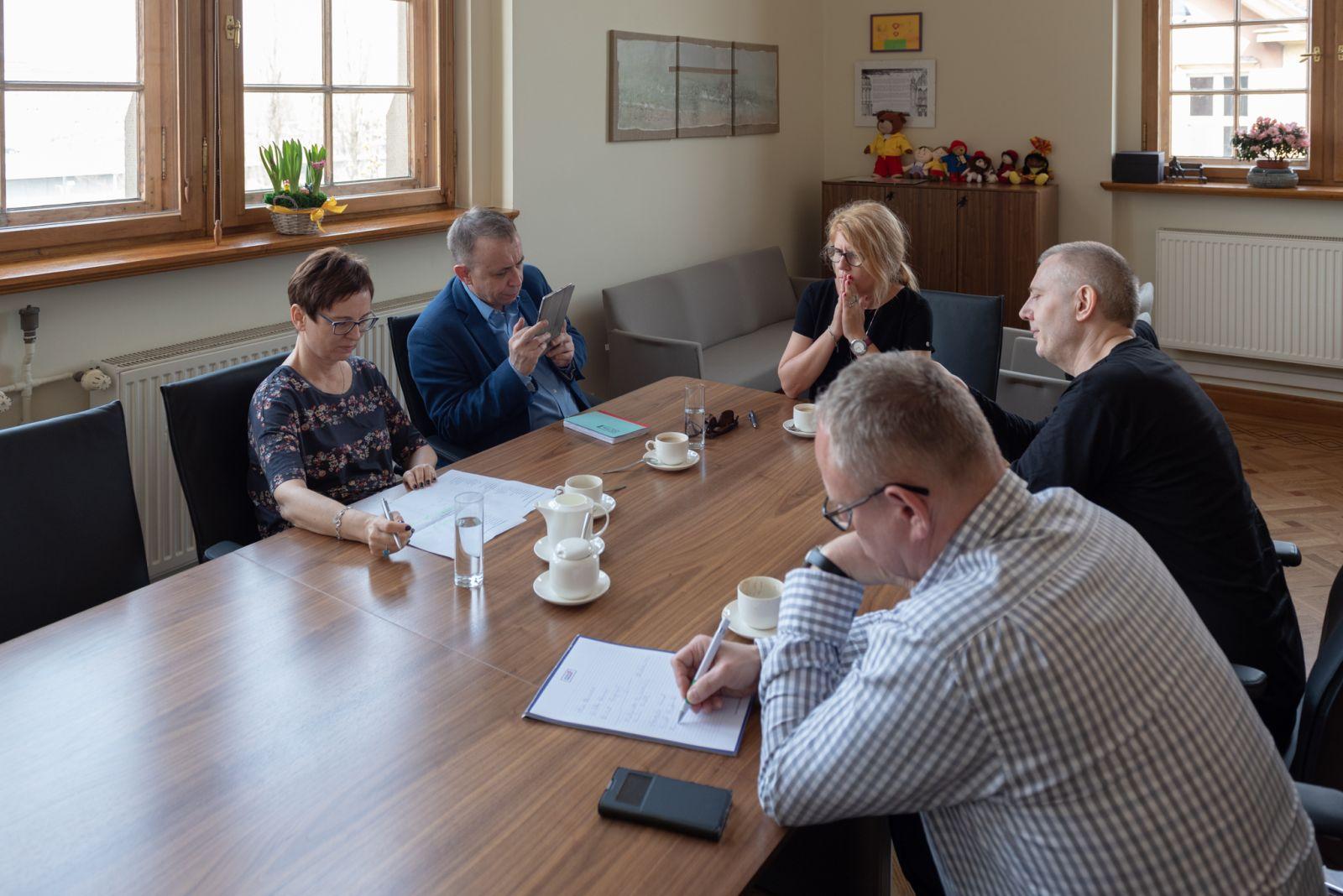 Spotkanie Kapituły Poznańskiej Nagrody Literackiej