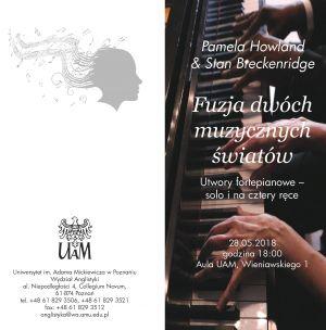 Fuzja dwóch muzycznych światów na UAM