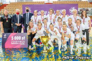 Puchar Polski dla futsalistek z UAM!