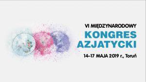Przedstawiciele UAM na VI Międzynarodowym Kongresie Azjatyckim