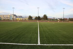 Otwarcie Stadionu Lekkoatletycznego na Morasku