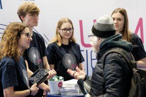 UAM na Targach Edukacyjnych w Poznaniu
