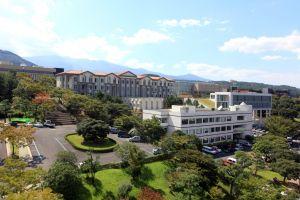 Exchange Program at Jeju National University, Korea