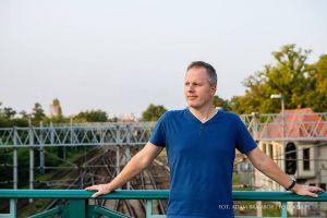 Niebywałe wyzwanie zawodowe - Piotr Bojarski pokieruje Centrum Szyfrów Enigma