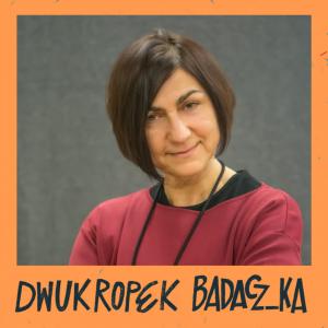 """Ósmy odcinek podcastu """"Dwukropek badacz_ka"""""""
