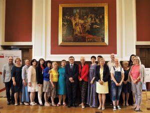 Bibliotekarze polonijni odwiedzili UAM