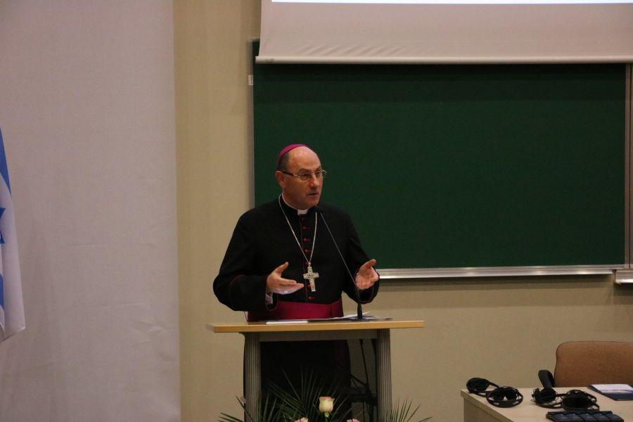 Prymas Polski abp. Wojciech Polak