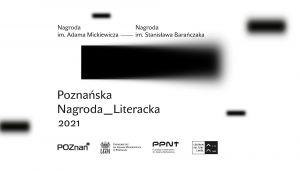 Poznańska Nagroda Literacka dla Jana Gondowicza
