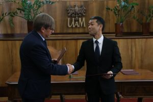 New Japanese partners welcome at AMU