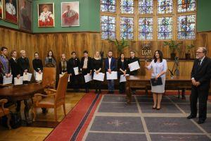 Młodzi badacze UAM nagrodzeni